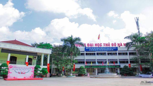 Trường Đại Học Thủ đô Hà Nội - HNMU